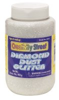 Diamond Dust Glitter - Iridescent - 1 Pound CK-8923
