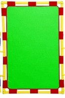 RECTANGLE PLAYPANEL 31 X 48 INCH Green CF900-101G