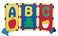 Alphabetical Item PlayPanel Set of 3 CF900-351