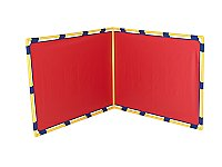 Big Screen Right Angle Panel Red CF900-533R