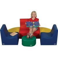 Medium Tot Contour Seating – Primary 6 Piece CF705-557