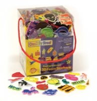 WonderFoam® Peel & Stick-Foam Stickers-Shapes Kit CK-9097