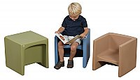Woodland Chair Cubes® Set of 3  CF910-072