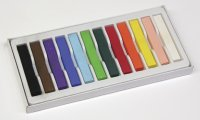 Square Student Pastels -48 Assorted Colors CK-9448