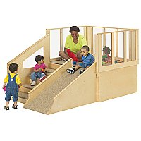 Tiny Tots Loft - 12-24 Months - without Bins 9751JC