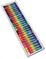 Oil Pastels - Regular - 25 Pcs CK-9807