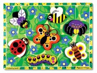 Insects Chunky Puzzle  ItemMD-: 3729