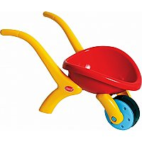 Wheel Barrow with Rubber Wheels A00474