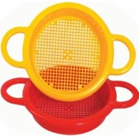 "Plastic Sieve 6"" A00625"