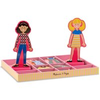 Abby & Emma Magnetic Activity Melissa & Doug D54-24940