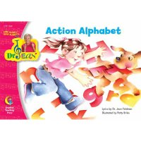 Action Alphabet Sing Along & Read Along With Dr Jean