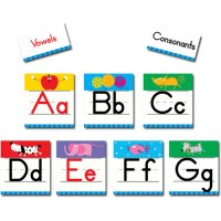 Alphabet Bulletin Board Set (D48-4037)