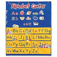 Alphabet Center Pocket Chart (C19-2246)