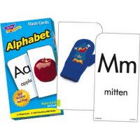 Alphabet Flash Cards (B56-53012)