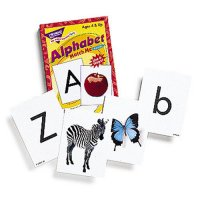 Alphabet Match Me Cards (B56-58001)