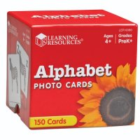 Alphabet Photo Cards (C19-6080)