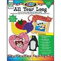 Art All Year Long CD-KE804021