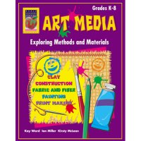 Art Media Activity Book D-25087
