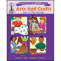 Arts Crafts For Little Hands MB-891