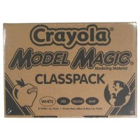 Assorted 2 lb Crayola Model Magic CR-036002