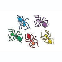 Awesome Ants Supershapes Stickers B56-46034