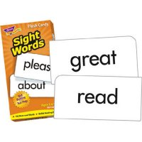 Basic Sight Words Flash Cards (B56-53003)