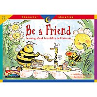 Be A Friend Character Education Reader D48-3126