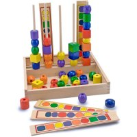Bead Sequencing Set Melissa & Doug MD10570