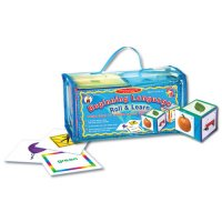 Beginning Language Roll & Learn Pocket Cubes CD 140002
