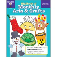 Big Book Of Monthly Arts & Crafts MB-60782