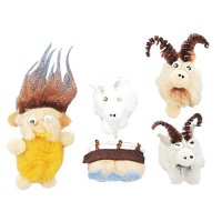 Billy Goats Gruff, Mitt Set [WZ135]