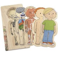 Boy Body Puzzle A70-BEL17129