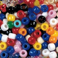 Bright Hues Pony Beads CK-3552
