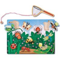 Bug Catching Magnetic Puzzle Game D54-3779