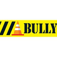Bully Free Zone Bolder Border T-85081