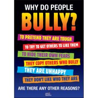 Bullying Poster Set 2-166