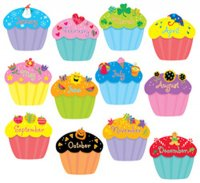 Designer Cut-Outs Variety Pack Cupcakes [CTP1795]