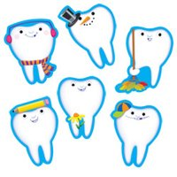 Designer Cut-Outs Variety Pack I Lost a Tooth [CTP1796]