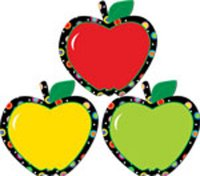 Designer Cut-Outs Variety Pack Patterns Apples [CTP6238]