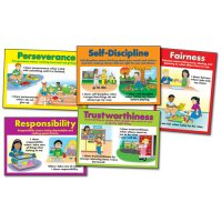 Character Education Bulletin Board Set