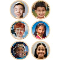 Children Around The Globe Puzzle Set D54-1287