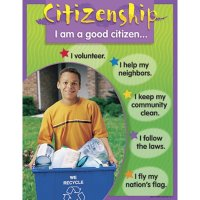 Citizenship Learning Chart B56-38073