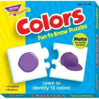 Colors Fun To Know Puzzles B56-36001