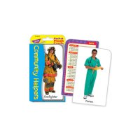 Community Helpers Pocket Flash Cards (B56-23022)