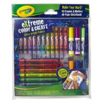 Crayola Extreme Colour & Create Set A26-045323