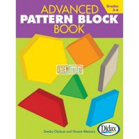 Advanced Pattern Block Book DD-211046