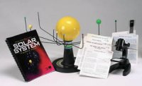 Exploring the Solar System Teacher's GuideGrades:4-12 AEP-195