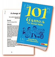 101 Games for Social Skills DD400370