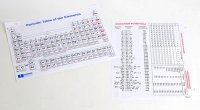 Periodic Table Chart, notebook pad/100 sheetsAEP-479
