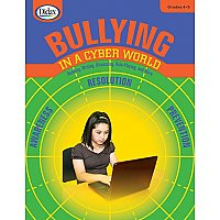 Bullying in a Cyber World Grade 4-5 DD-211337